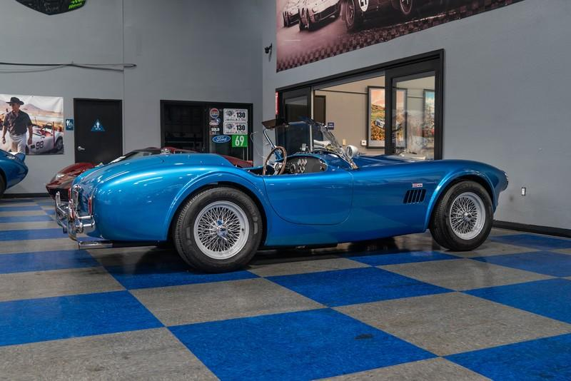 Superformance Donates Its MKII Shelby 289 Slab Side To Charity