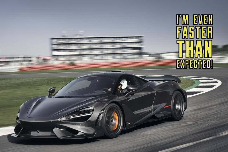 Surprise - There's More Life In The McLaren 765LT Than We All Thought