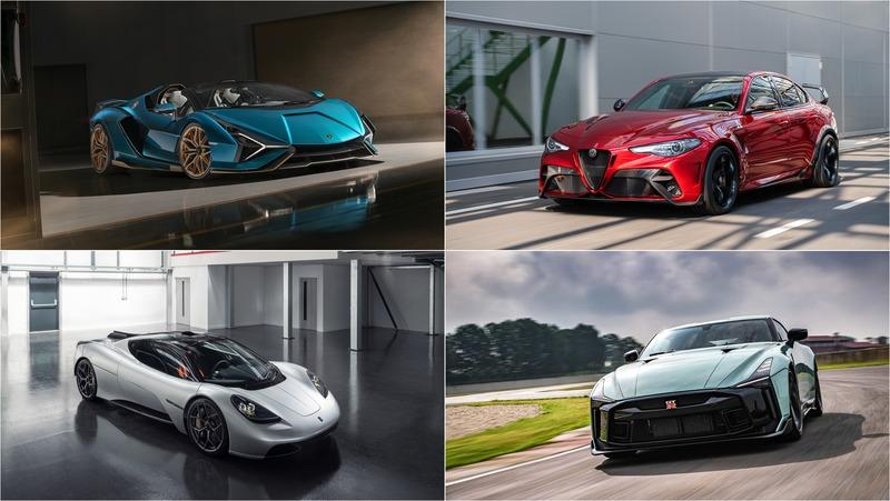 The 10 Coolest Cars of 2020, So Far