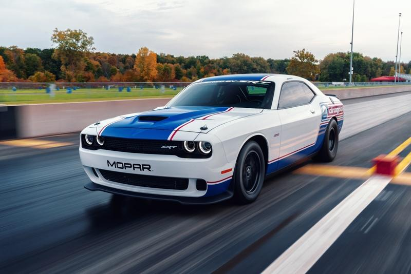 The 2021 Dodge Challenger Drag Pak is the Most Expensive Dodge Money Can Buy