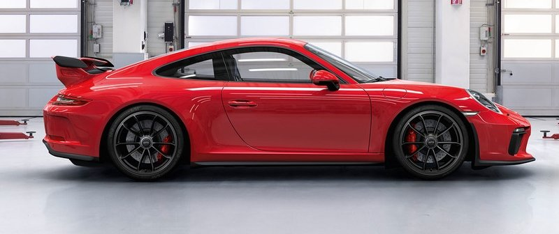 Is This the Mythical 2021 Porsche 911 GT We've Been Waiting For?