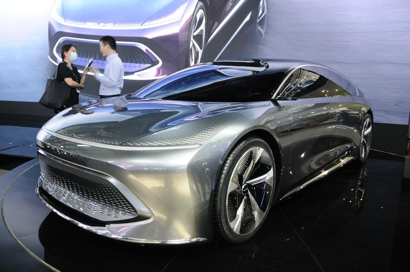 Can You Guess What Cars Inspired the Beijing Radiance?