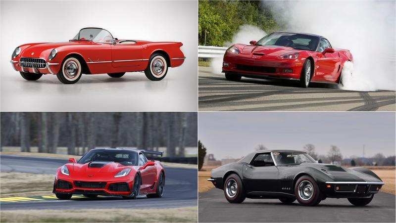 The Best Corvettes Ever Made