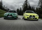 The BMW M3 And M4 Can Finally Be Optioned With AWD - image 935544