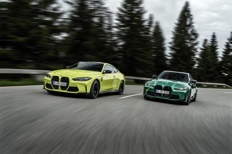 The BMW M3 And M4 Can Finally Be Optioned With AWD Exterior - image 935545