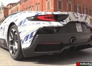 The Maserati MC20 Actually Sounds Decent In This New Video - image 934488