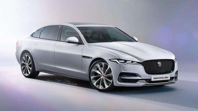 The New Range Rover EV and Jaguar XJ EV Delayed, But Only By a Little