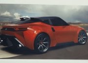 The Nissan Z Proto and 400Z Could Have Looked Like a Juke - image 935170