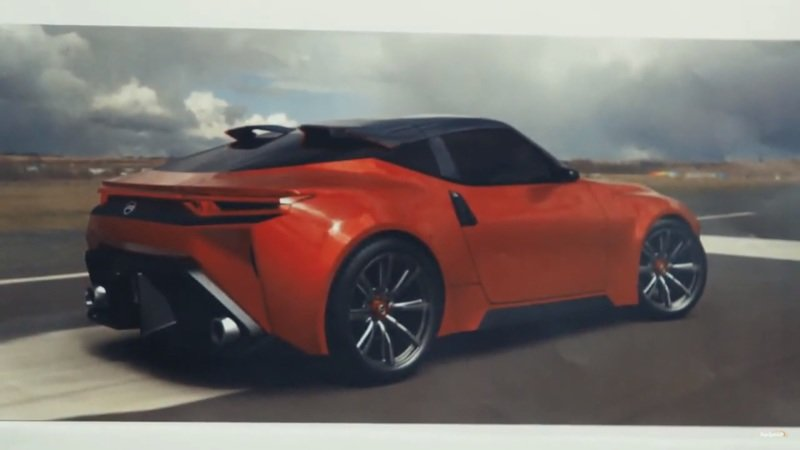 The Nissan Z Proto and 400Z Could Have Looked Like a Juke