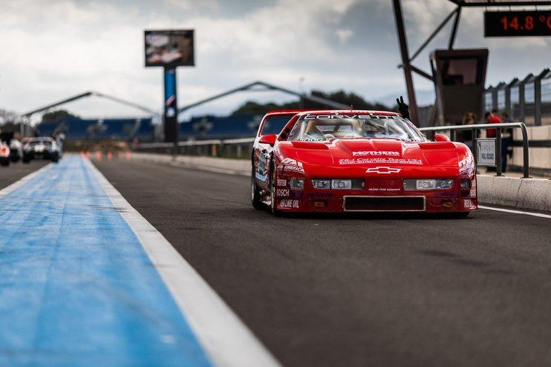 The Only Chevrolet Corvette C4 To Race At Le Mans Can Be Yours