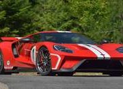 This 2018 Ford GT '67 Heritage Edition Could Change Hands for Millions - image 938133