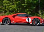 This 2018 Ford GT '67 Heritage Edition Could Change Hands for Millions - image 938145
