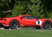 This 2018 Ford GT '67 Heritage Edition Could Change Hands for Millions - image 938146