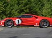 This 2018 Ford GT '67 Heritage Edition Could Change Hands for Millions - image 938149