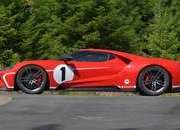 This 2018 Ford GT '67 Heritage Edition Could Change Hands for Millions - image 938129