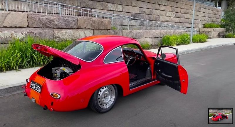 This Porsche 356 Is All The Eye Candy You Need This Week!