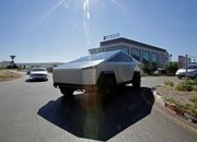 This Tesla Cybertruck Is Really A Ford F-150 Raptor Underneath - image 938064