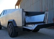 This Tesla Cybertruck Is Really A Ford F-150 Raptor Underneath - image 938061