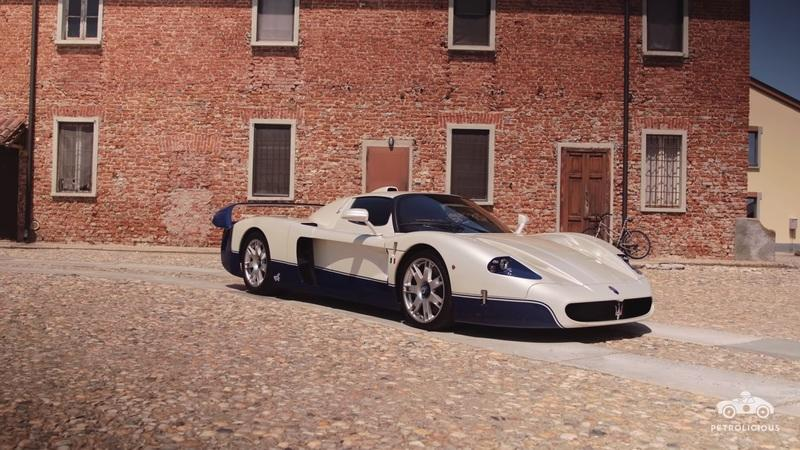 This Video About the Maserati MC12 Will Remind You Of Better Times
