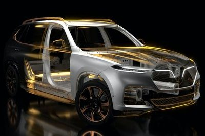 VinFast President: An Old BMW X5 With a GM V-8 That's Built In Vietnam