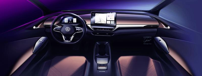 Volkswagen ID4 Interior Revealed, But It's Nothing New