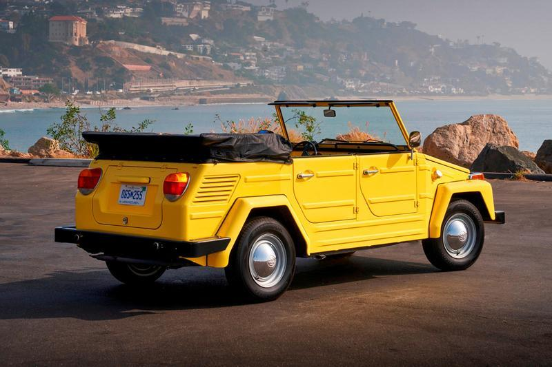 """Volkswagen Trademarks """"E-Thing"""" As It Moves to Retro-Electrify Its Range"""