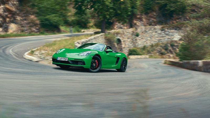 Would You Pay $3,000 For A Dual-Clutch Transmission in Your Porsche 718 Boxster or Cayman GTS?