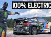 You Have to Love Watching Ken Block Hoon The All-Electric Ford Fiesta ERX - image 933610