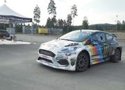 You Have to Love Watching Ken Block Hoon The All-Electric Ford Fiesta ERX - image 933599