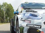 You Have to Love Watching Ken Block Hoon The All-Electric Ford Fiesta ERX - image 933602