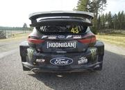 You Have to Love Watching Ken Block Hoon The All-Electric Ford Fiesta ERX - image 933604