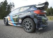 You Have to Love Watching Ken Block Hoon The All-Electric Ford Fiesta ERX - image 933605