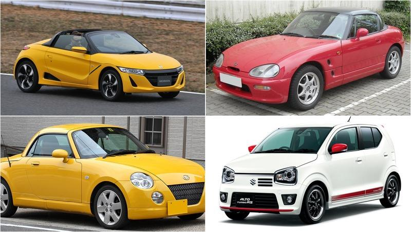 10 Kei Cars That Prove Japan Has it Right