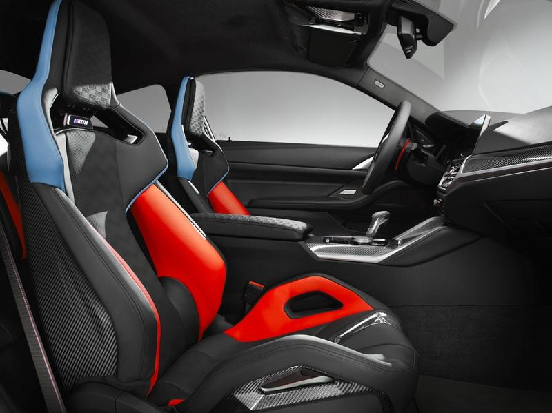 2021 BMW M4 Competition x Kith Interior - image 944160