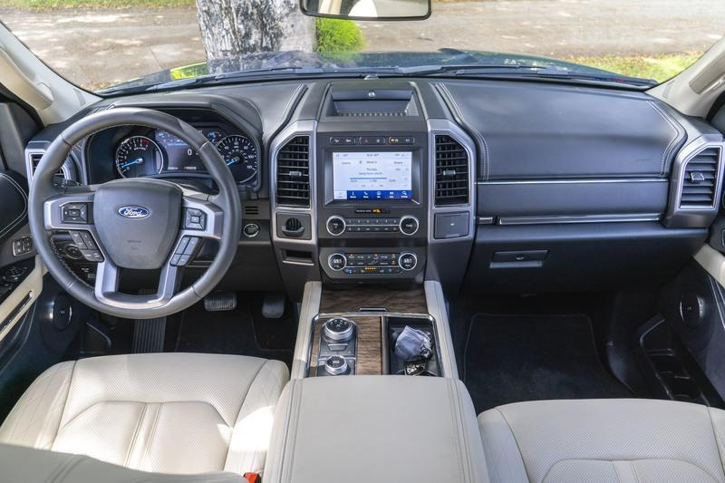 2020 Ford Expedition - Driven Interior - image 939722