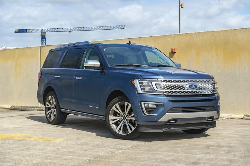 2020 Ford Expedition - Driven