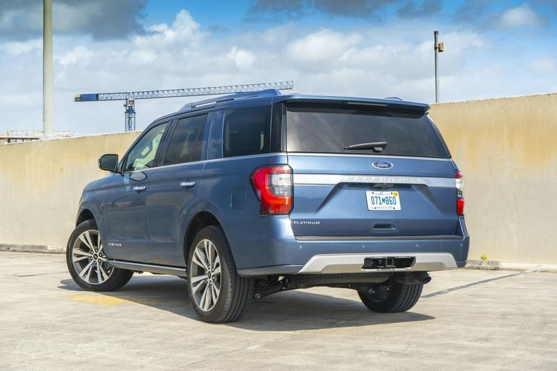 2020 Ford Expedition - Driven Exterior - image 939599