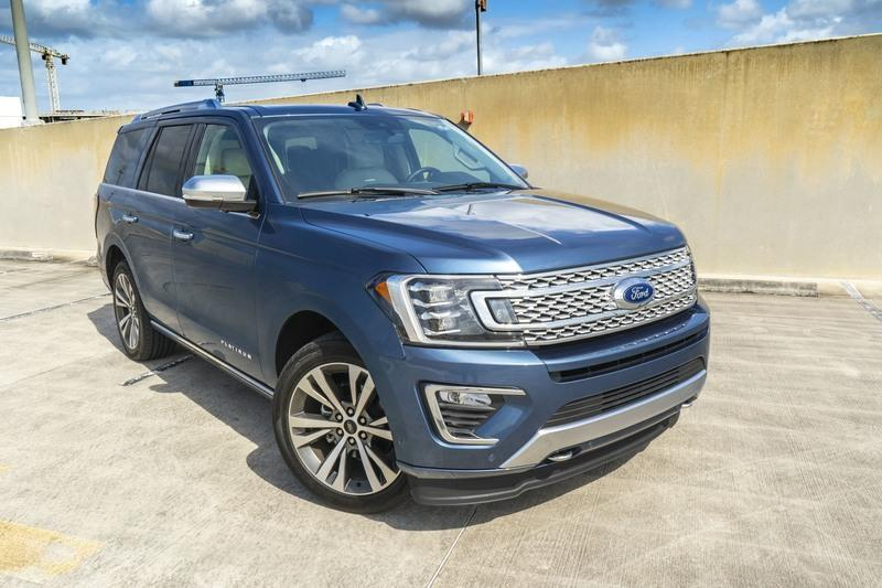 2020 Ford Expedition - Driven Exterior - image 939600