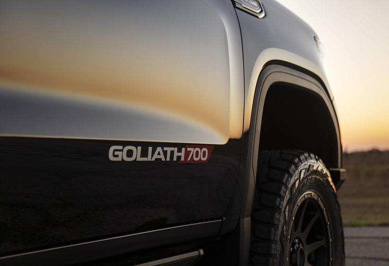 2020 Hennessey Upgrades The 2020 GMC Sierra 1500 Harley-Davidson Edition By Tuscany
