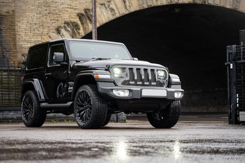 2020 Jeep Wrangler Protest Edition By Chelsea Truck Company