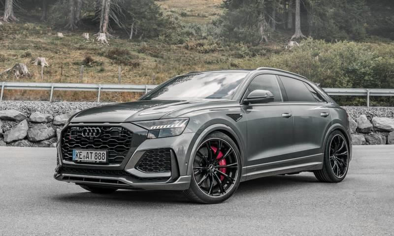 2021 Audi RS Q8 by ABT