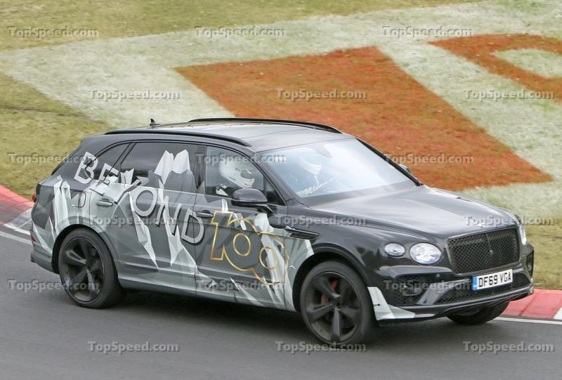 2021 Bentley Bentayga LWB