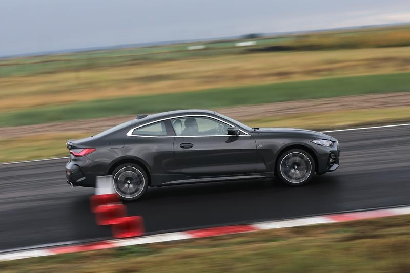 2021 BMW 4 Series Track Review: Sharper Than Ever