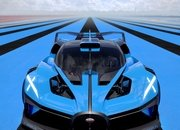 The Bugatti Bolide is a Lightweight, Ludicrous, 1,800+ Horsepower Track Weapon - image 944586