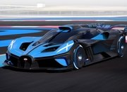 The Bugatti Bolide is a Lightweight, Ludicrous, 1,800+ Horsepower Track Weapon - image 944572