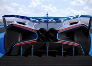 The Bugatti Bolide is a Lightweight, Ludicrous, 1,800+ Horsepower Track Weapon - image 944592