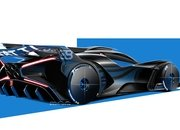 The Bugatti Bolide is a Lightweight, Ludicrous, 1,800+ Horsepower Track Weapon - image 944591