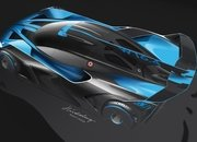 The Bugatti Bolide is a Lightweight, Ludicrous, 1,800+ Horsepower Track Weapon - image 944594