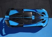 The Bugatti Bolide is a Lightweight, Ludicrous, 1,800+ Horsepower Track Weapon - image 944595