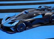 The Bugatti Bolide is a Lightweight, Ludicrous, 1,800+ Horsepower Track Weapon - image 944596